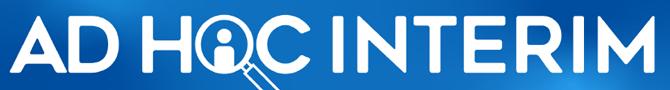 Agence AD HOC Intérim à LANÇON DE PROVENCE Logo